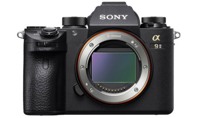 Sony a9 mark II